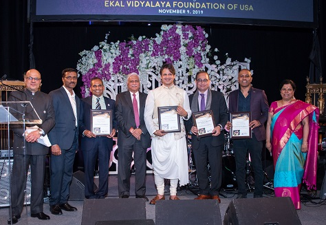 """Ekal Vidyalaya"" Makes History – Reaches 100,000-School Milestone"