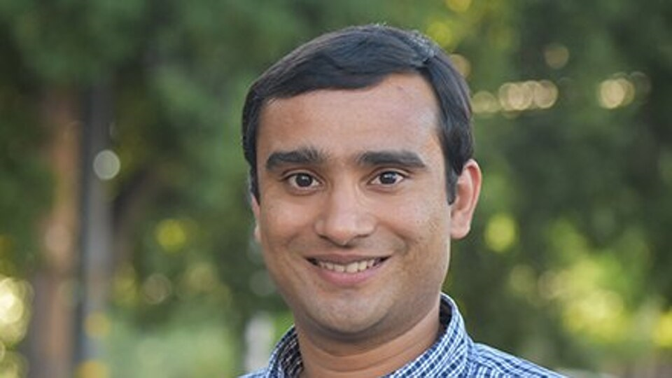 Ankur Jain Awarded Packard Foundation Fellowship