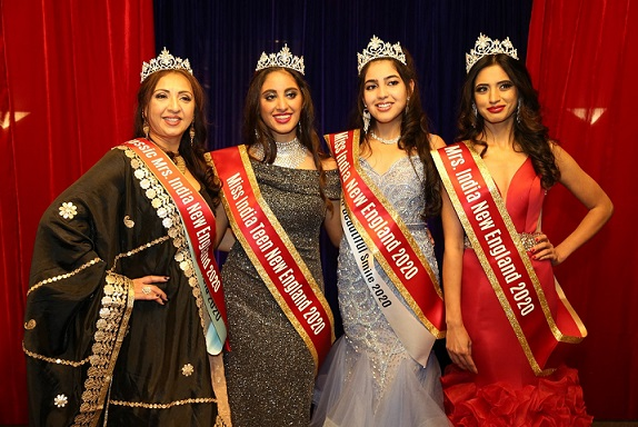 Miss India New England Pageant 2020