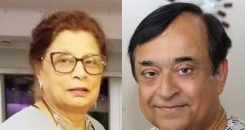 Monie Malhotra And Gope Gidwani - Interim Leaders Of IAFPE-MA