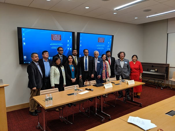 A Symposium On Next Phase Of India's Growth And Development At Harvard Kennedy School