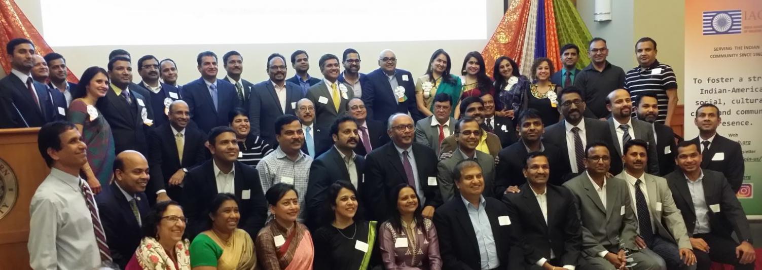 Boston Honors And Hosts Hon. Ambassador Harsh V. Shringla
