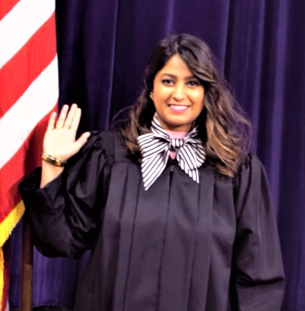 Samia Naseem Of Boylston MA, Appointed Immigration Judge For Chicago Immigration Court