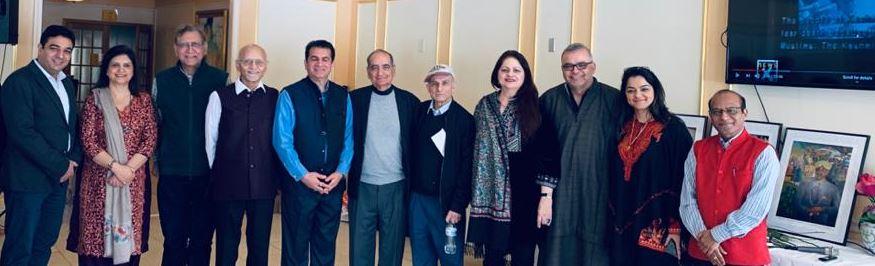 Kashmiri Overseas Association Celebrates Mass-Exodus Day