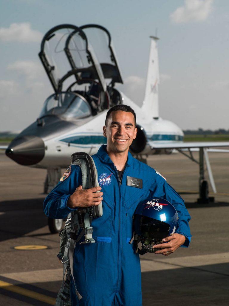 Astronaut Raja Chari May Go To Moon Or Mars