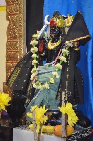 Sri Sani Deva Tailabhisheka Mahotsavam