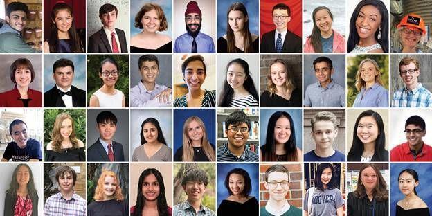 Nithin Kavi And Raina Jain Named Regeneron Science Talent Search Finalists