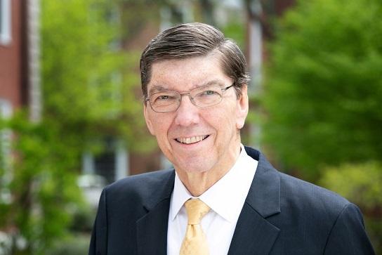 Obituary: Clayton M. Christensen