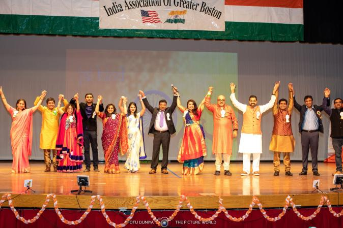 Over 4000 Attend IAGB Republic Day Celebrations
