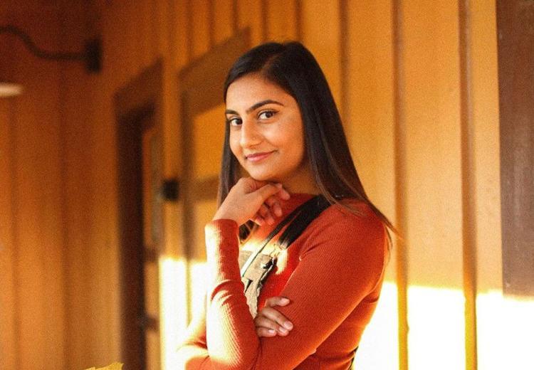 Soukhya Inamdar To Perform National Anthem At San Jose Sharks Game