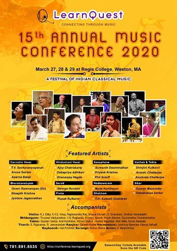 15th Annual LearnQuest Music Festival 2020