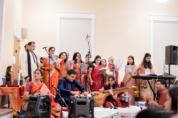 Carnatic Hindustani Music Circle: 25th Annual Concert