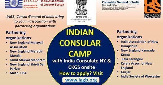 Indian Consular Camp