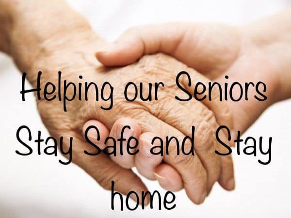 Helping Our Seniors Stay Safe