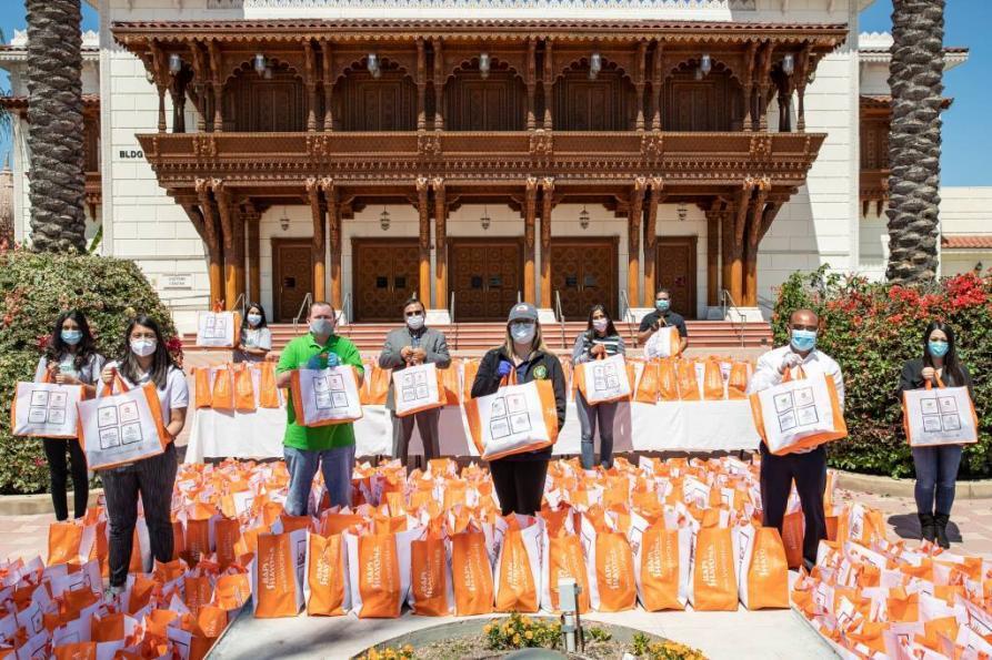 BAPS Charities Global Response To COVID-19 Pandemic