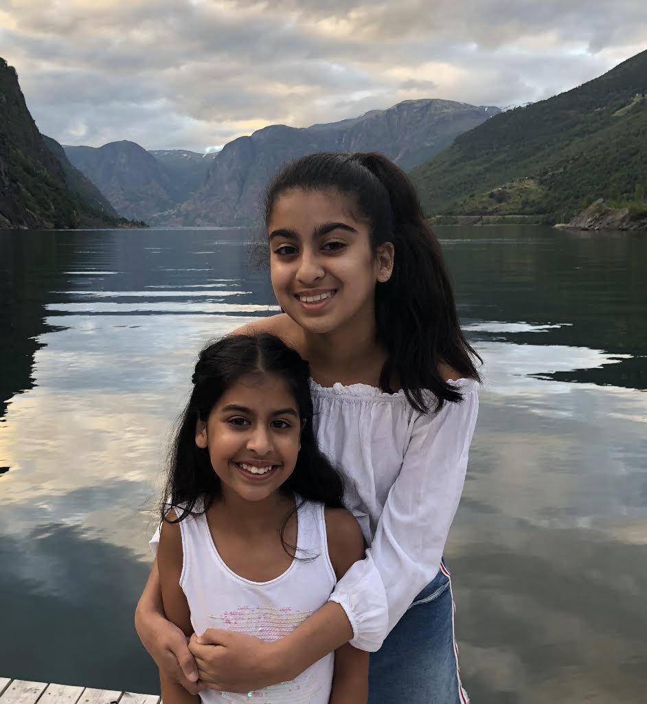 Sanah And Sanya Goenka Help In Covid19 Efforts