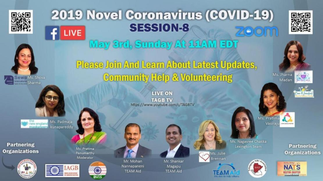 TAGB -2019 Novel Coronavirus Panel Discussion Session