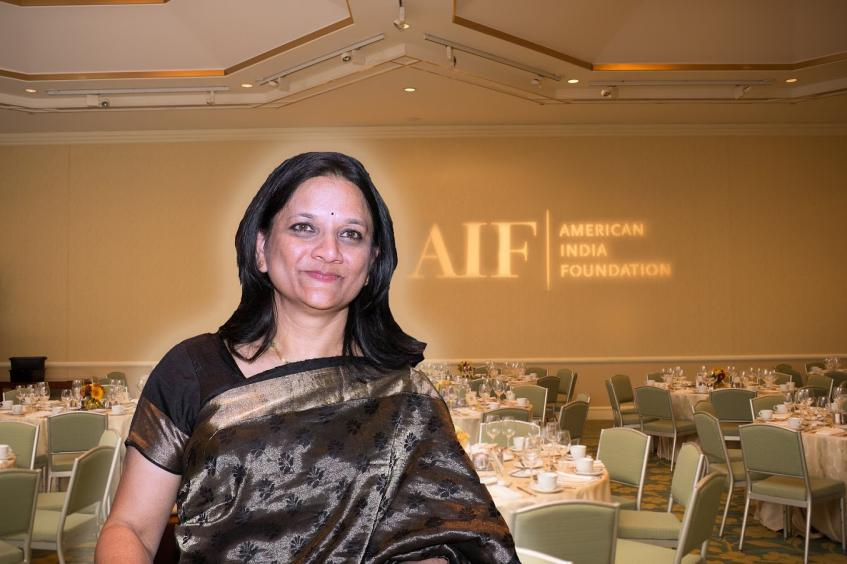 Lokvani's Nirmala Garimella Featured In Forbes For AIF's COH
