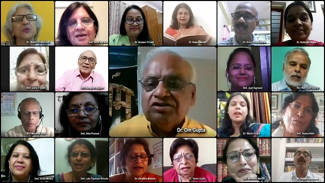 Online Forum Of International Poet Conference On Ramayana