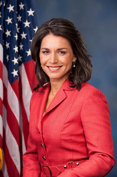 Congresswoman Tulsi Gabbard To Deliver Commencement Address At Historic First Hindu Virtual Commencement Ceremony