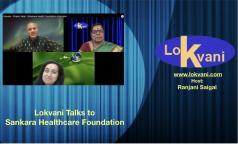 Lokvani Talks To Sankara Health Foundation