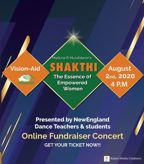 Vision-Aid Presents Shakthi - The Essence Of The Empowered Women