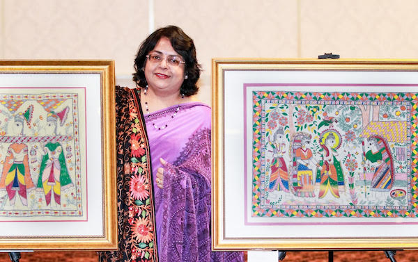 Lokvani Talks To Sunanda Sahay