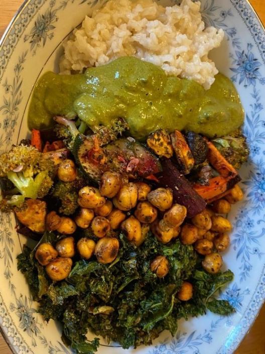 Recipes - Buddha Bowls