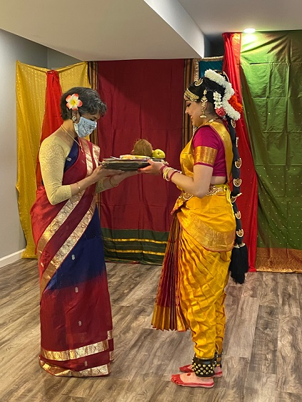 A COVID-19 Arangetram Brings Us Back To Our Roots!