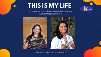 In Conversation With Dr. Sailaja Reddy