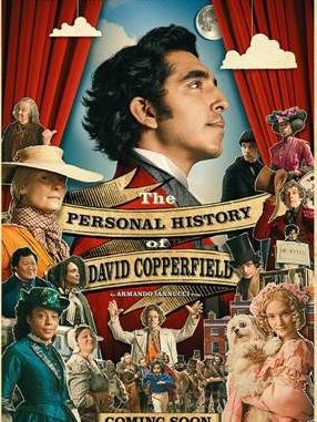 Dev Patel In And As David Copperfield