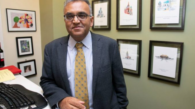 Dr. Ashish Jha Leaves Harvard To Head Brown School Of Public Health