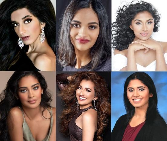 Six Indian American Women Named Among Contestants For 2020 Miss World America