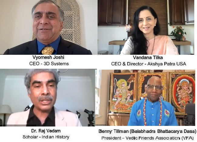 Hindu Movement In U.S. Reminisces Its Impact During Golden Jubilee Year