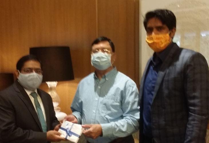 Indian Consul General NY - Mr. Randhir Jaiswal
