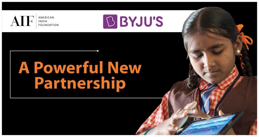 American India Foundation And BYJU's's Powerful Partnership