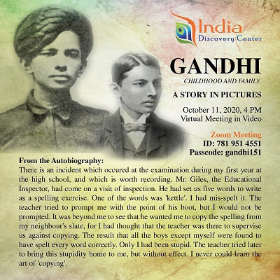 IDC Gandhi Event 2020
