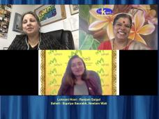Lokvani Talks To Saheli Team