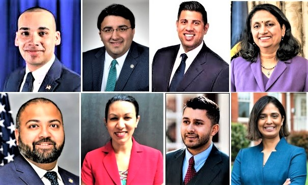 GOPIO Chapters And IMPACT Host Indian Americans To The State Houses In The Northeast USA