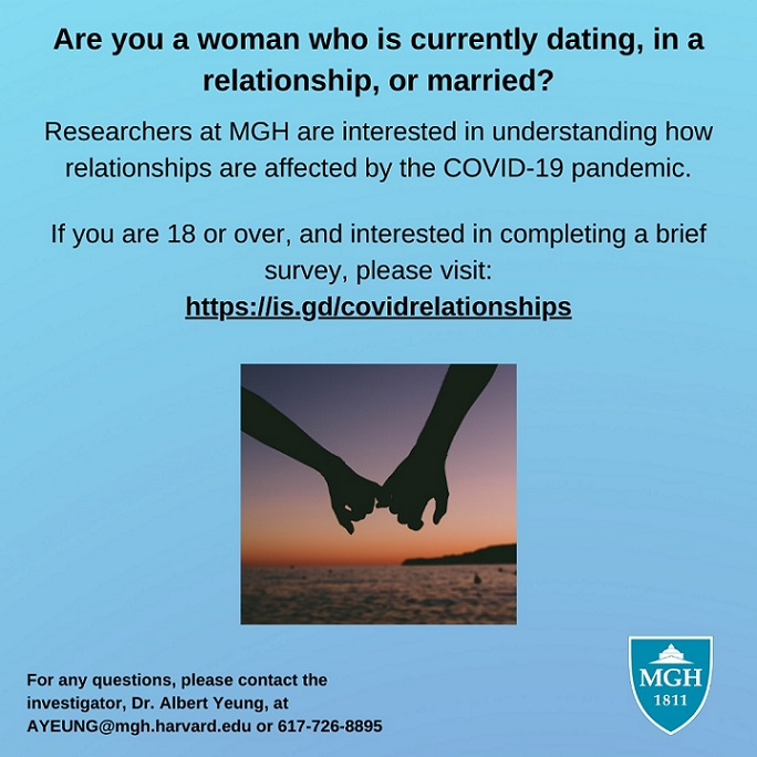 MGH Research Study On South Asian Women And Stress - Take A Survey