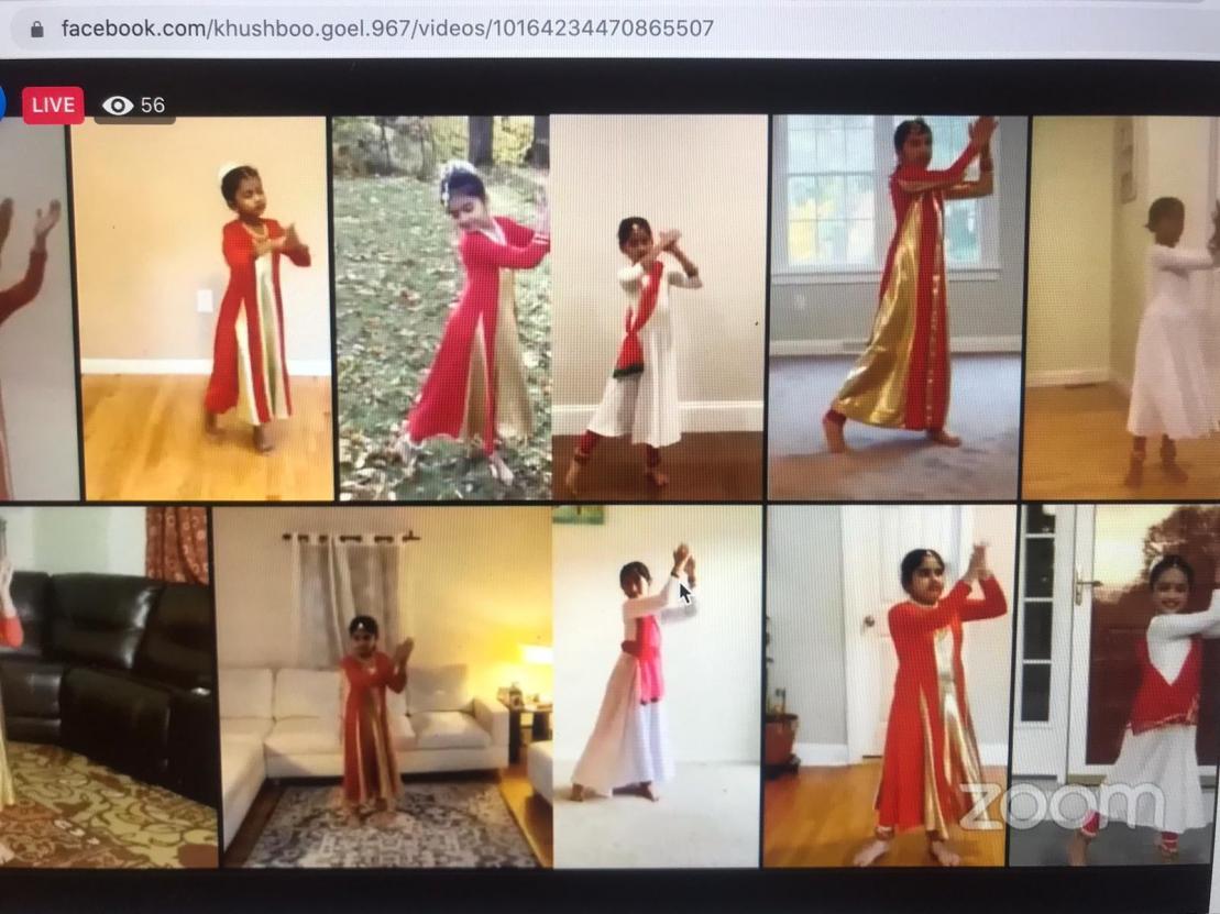 Indian Americans For Burlington Celebrates Diwali