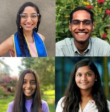 Swathi R Srinivasan, Vijayasundaram Ramasamy, Garima P Desai And Savarni Sanka Named Rhodes Scholars