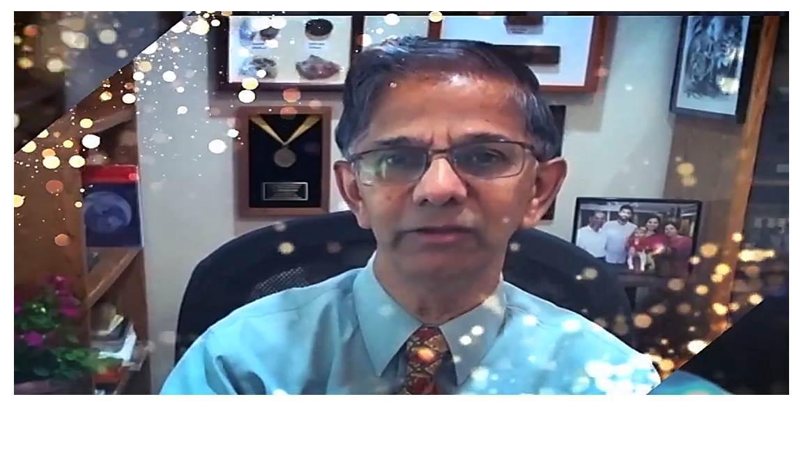 ASME 2020 Awards Ceremony To Dr  Subbu Krishnamoorthy