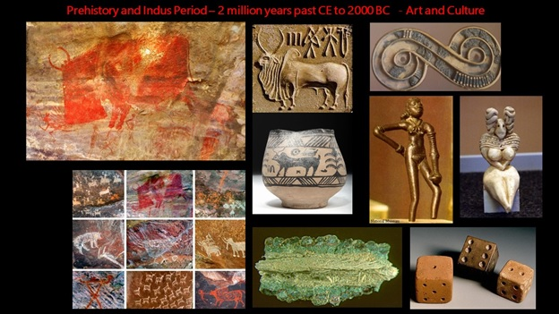 India: Pre-history To Indus Period – Art And Culture
