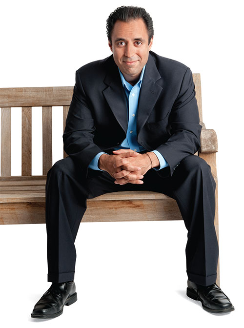 MBA Professor Of The Year: Harvard's Deepak Malhotra