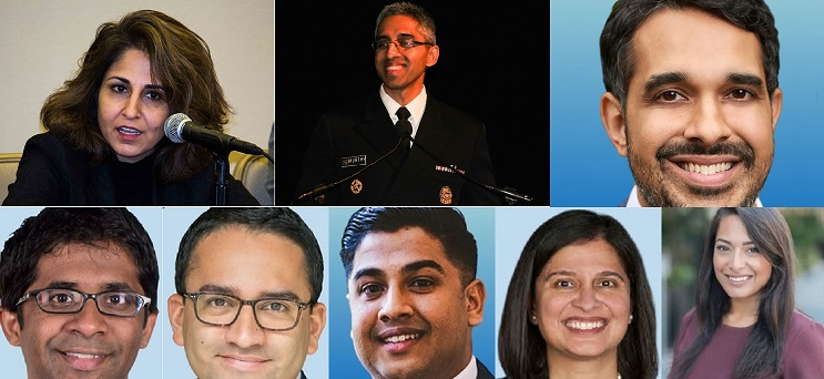 List Of Indian Americans In The Incoming Biden Administration