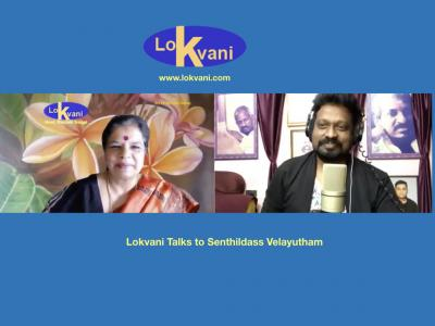 In Conversation With Senthildass Velayuthan