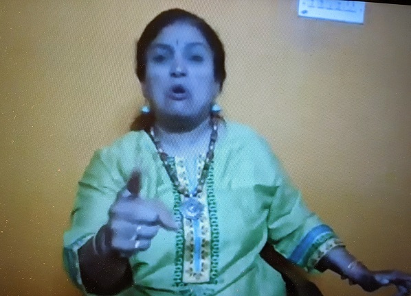 "NataLoka Boston Presents ""Diversity Of Acting And Expressions"" By Dr. Prajna Mattihalli"