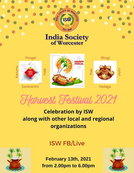 ISW Harvest Festival 2021