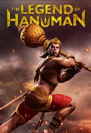 The Legend Of Hanuman - First Original Animated Series